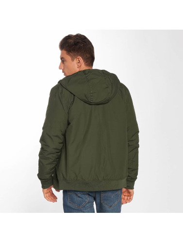 Bench Herren Bomberjacke Core in khaki