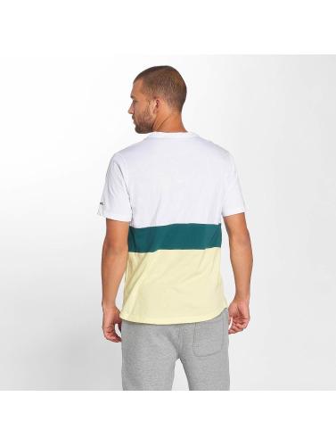 Bench Hombres Camiseta Life in blanco