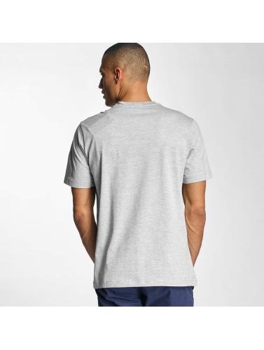 Bench Hombres Camiseta Logo in gris