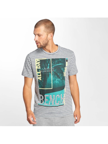 Bench Hombres Camiseta Life in gris