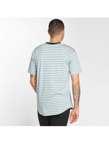 Bench Hombres Camiseta Striped in gris