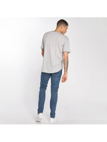 Bench Hombres Camiseta Grindle in gris