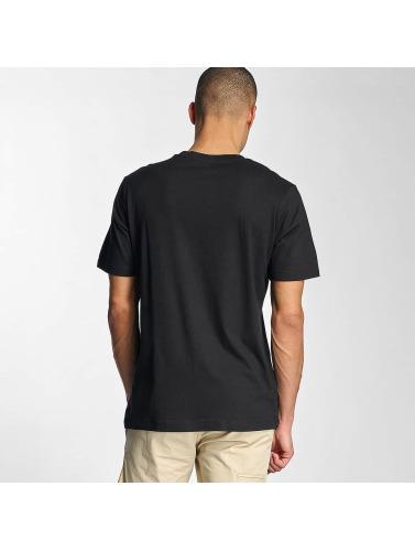 Bench Hombres Camiseta Logo in negro