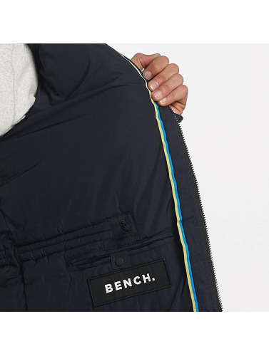 Bench Hombres Chaqueta de invierno BLMK001056 in azul