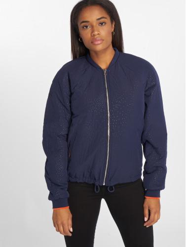 Bench Damen College Jacke Reversible in blau