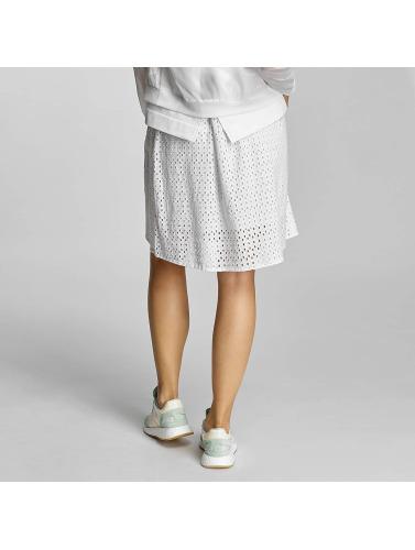 Bench Mujeres Falda Cotton Crochet in blanco