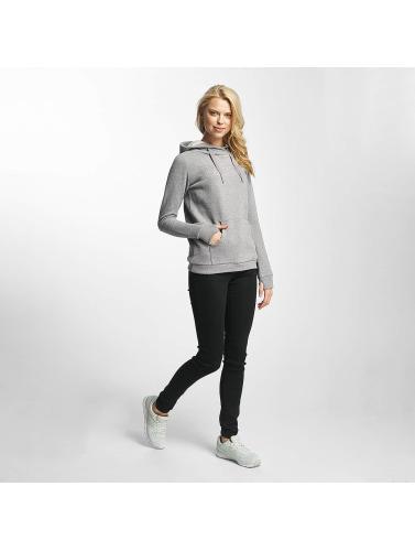 Verkauf Günstiger Preis Günstig Kaufen Am Besten Bench Damen Hoody Corp Print in grau zuNW49JO