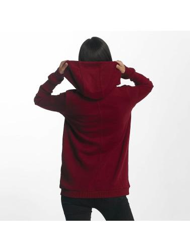 Bench Damen Hoody Corp Print in rot