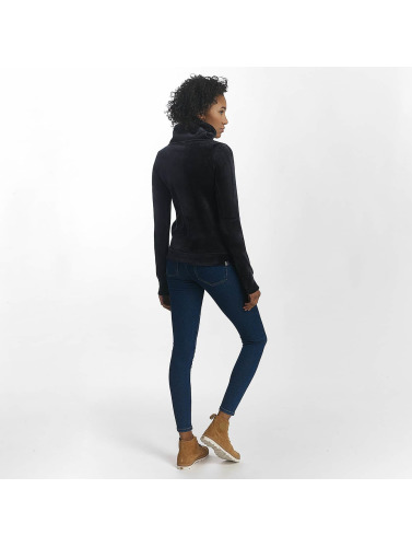 Bench Mujeres Jersey Life High Neck in azul