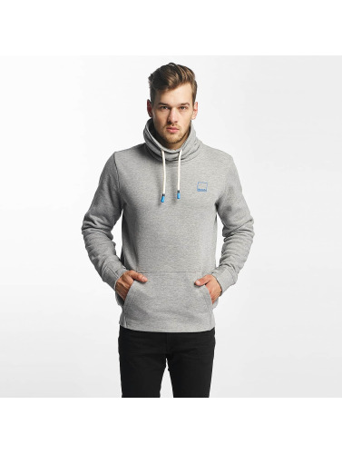 Bench Hombres Jersey Funnel in gris