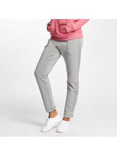 Bench Damen Jogginghose Core Colorblock in grau