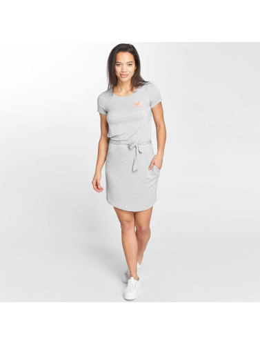 Bench Damen Kleid Life in grau