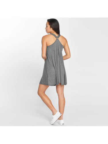 Bench Damen Kleid Performance in grau