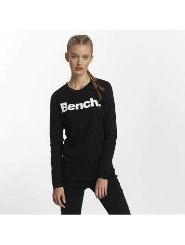 Logo Longsleeve Damen Longsleeve Damen in Longsleeve Logo Bench Bench schwarz in Damen Logo schwarz Bench Aw7qH