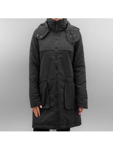 Bench Damen Mantel Get Up And Go in schwarz