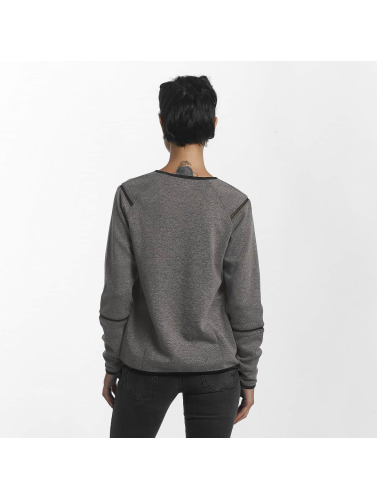 Bench Damen Pullover Performance in grau