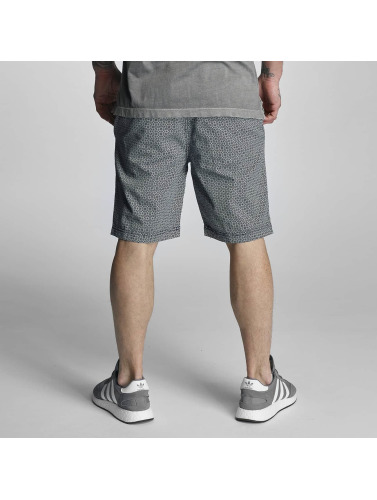 Bench Herren Shorts Aop Tile in blau