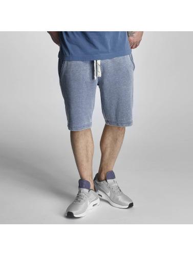 Spielraum Günstig Online Billig Online-Shop Manchester Bench Herren Shorts Overdye in blau Günstige Preise ednfg