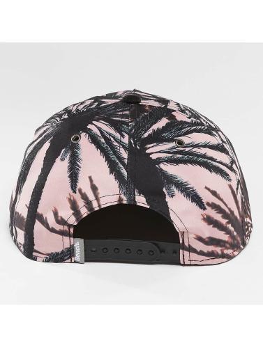 Bench Herren Snapback Cap Palm Print in schwarz