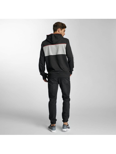 Bench Hombres Sudadera Lightweight Sweat Corp in negro
