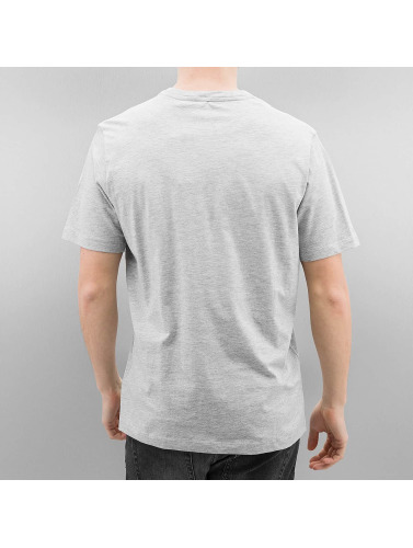 Bench Herren T-Shirt Logo in grau