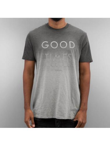 Bench Herren T-Shirt Demense in grau