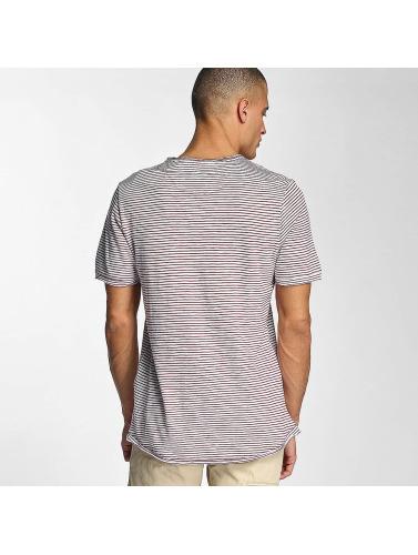 Bench Herren T-Shirt V Neck in rot