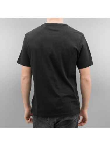 Bench Herren T-Shirt Logo in schwarz