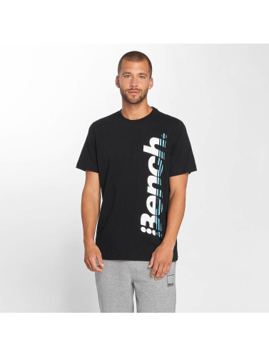Bench Herren T-Shirt Performance in schwarz