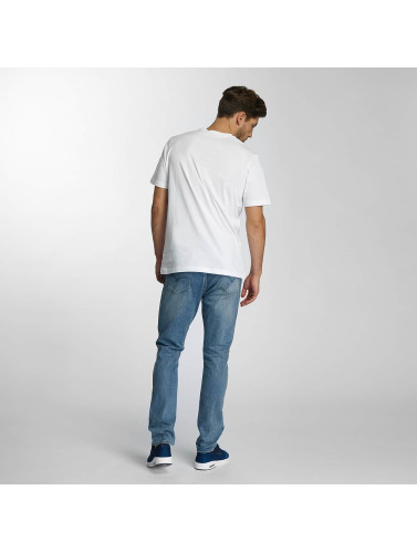Bench Herren T-Shirt Corp in weiß