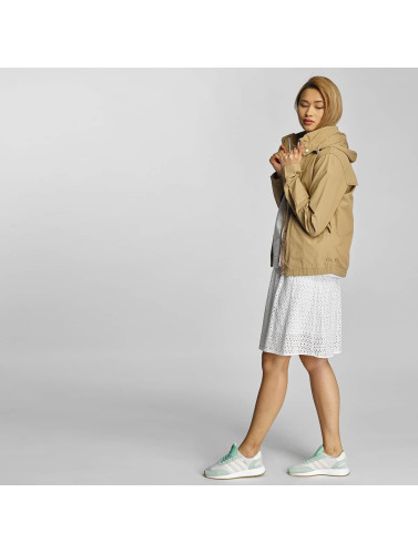 Bench Damen Übergangsjacke Easy in beige