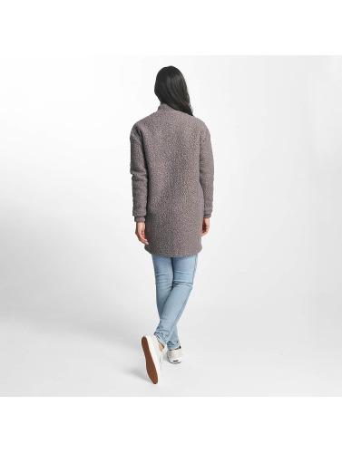 Bench Damen Übergangsjacke Easy in grau