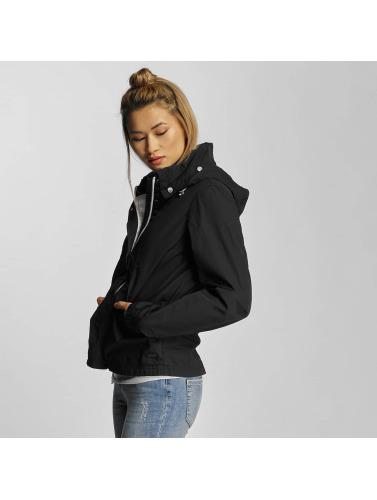 Bench Damen Übergangsjacke Easy in schwarz
