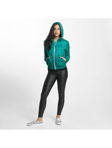 Bench Damen Übergangsjacke Light Padded in türkis