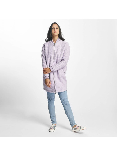 Bench Damen Übergangsjacke Easy in violet