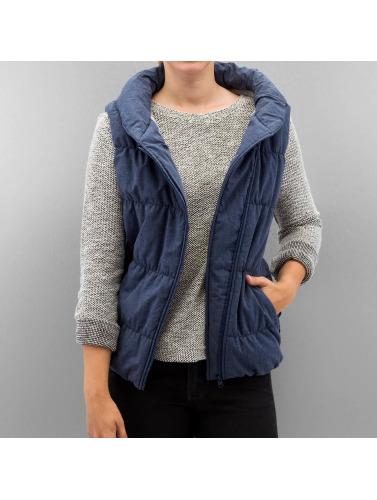 Bench Damen Weste Vest in blau Billig Verkauf Zahlung Mit Visa StOrFsvv