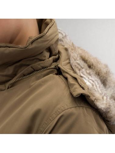 Bench Damen Winterjacke Programme in khaki