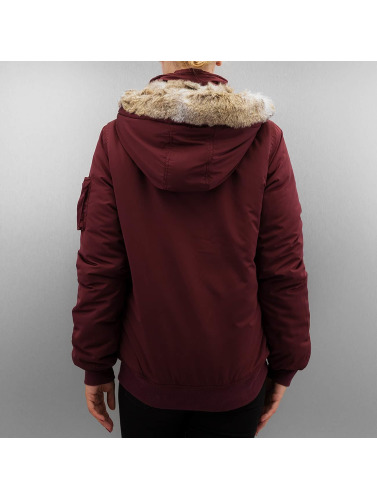 Bench Damen Winterjacke Programme in rot