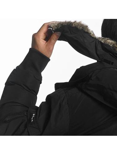 Bench Herren Winterjacke Nomens in schwarz Verkauf Genießen Ebay Auslass Steckdose Zuverlässig Abstand Rabatt Rabatte xFH0M