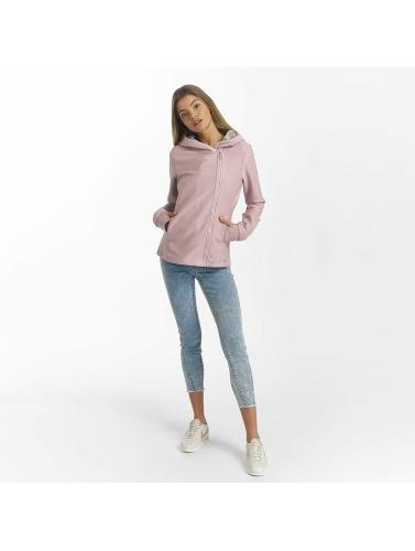 Bench Damen Zip Hoodie Life in pink