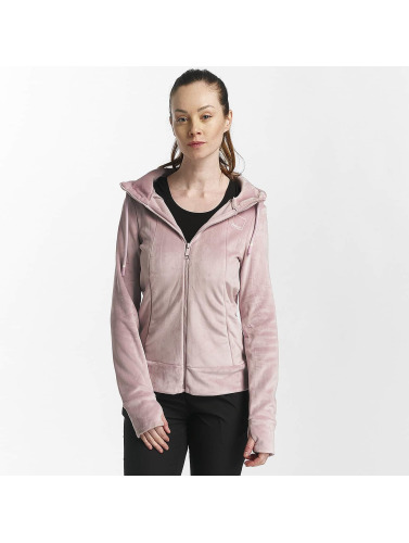 Bench Damen Zip Hoodie Life in rosa Billig Finden Große InaOjNK6g
