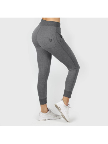 Beyond Limits Damen Legging Motion in grau