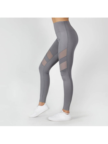 Beyond Limits Mujeres Legging/Tregging Super in gris