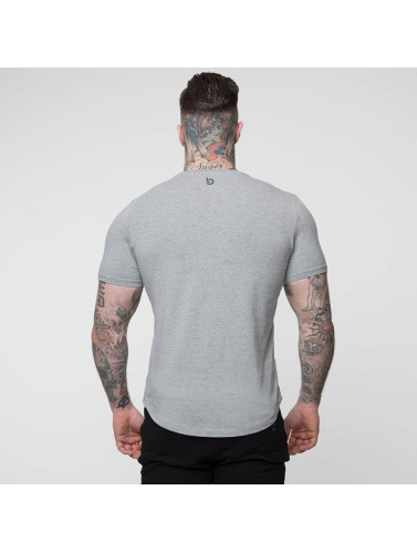 Beyond Limits Herren T-Shirt Signature in grau