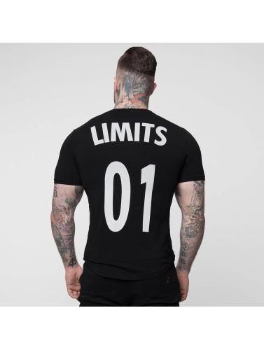 Beyond Limits Herren T-Shirt League in schwarz