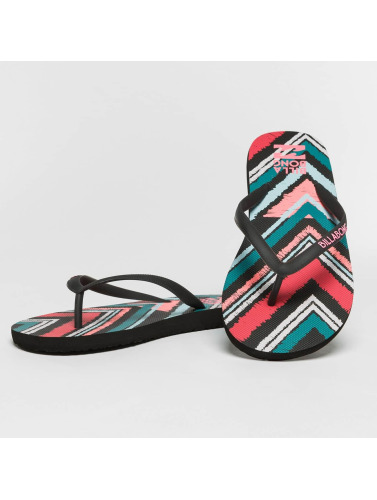 Billabong Mujeres Chanclas / Sandalias Dama in azul