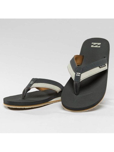 Billabong Hombres Chanclas / Sandalias All Day Impact in gris