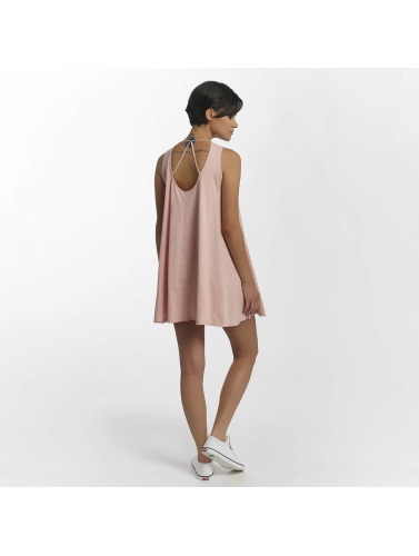 Billabong Damen Kleid Essential in rosa