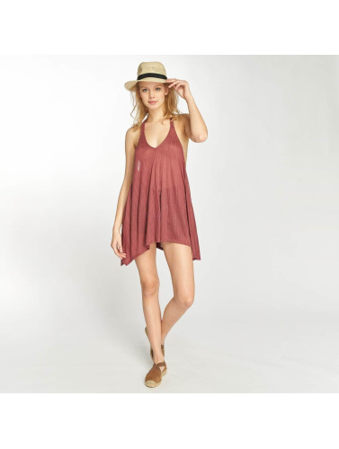 Billabong Damen Kleid Twisted View in rot