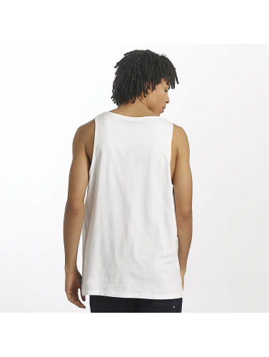 Billabong Hombres Tank Tops Cross Section in blanco